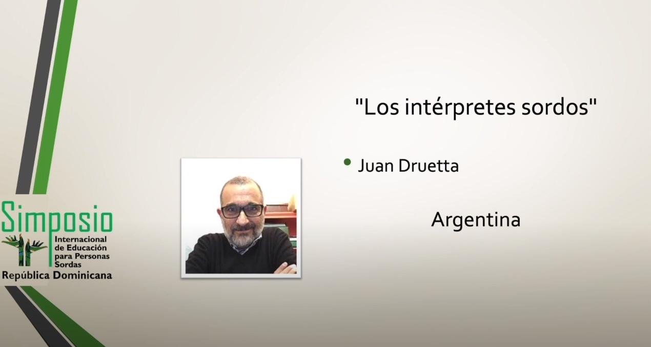 Sesión Intérpretes